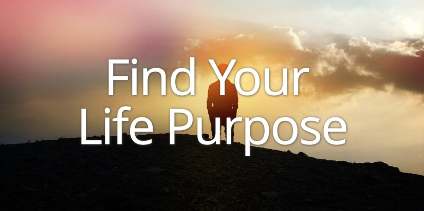 Finding Your Purpose, how to know what to do